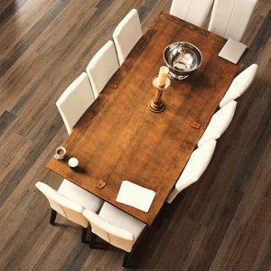 Dining room Vinyl flooring | Price Flooring