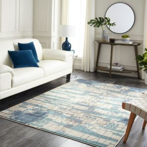 Area rug in living room | Price Flooring