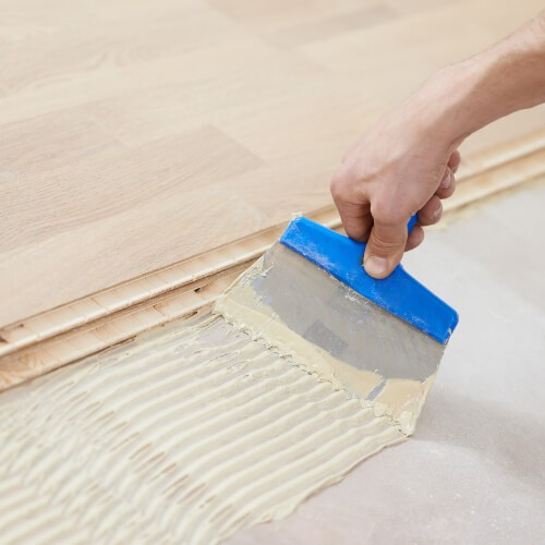 Hardwood installation | Price Flooring
