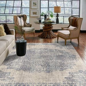 karastan dharma Medallion Area Rug | Price Flooring