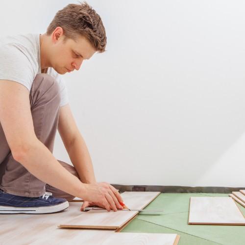 Luxury vinyl installation | Price Flooring