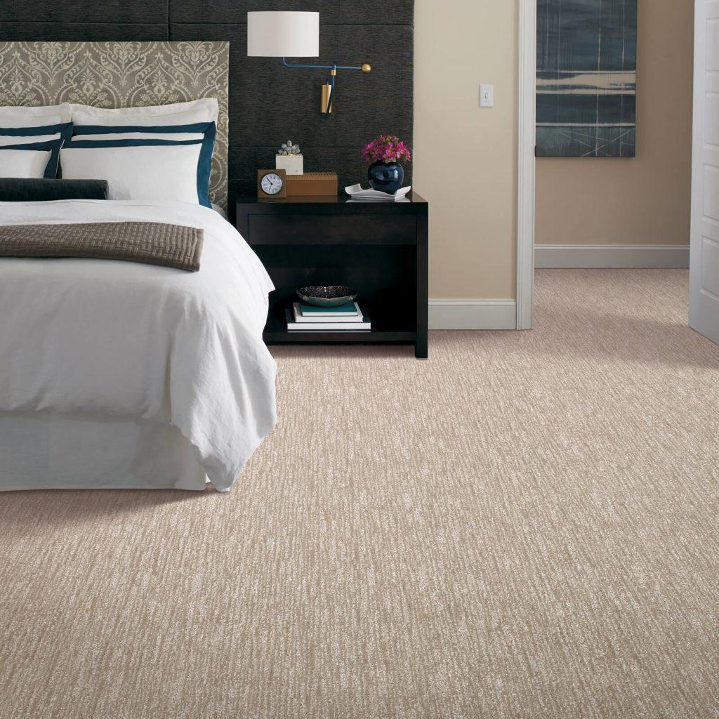 New carpet in bedroom | Price Flooring