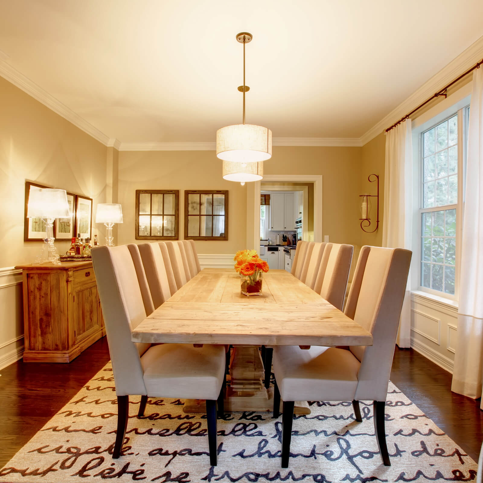 Best Rug for Your Dining Room | Price Flooring