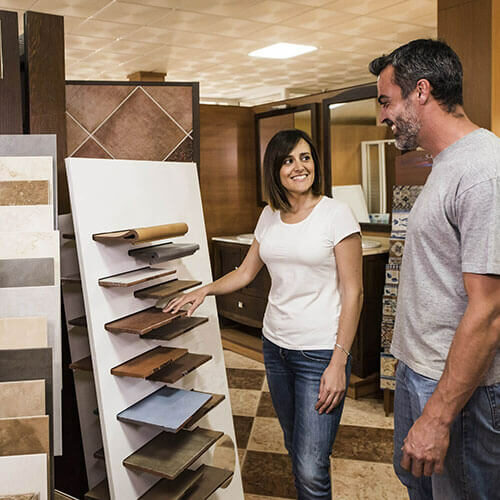 Showroom shopping | Price Flooring