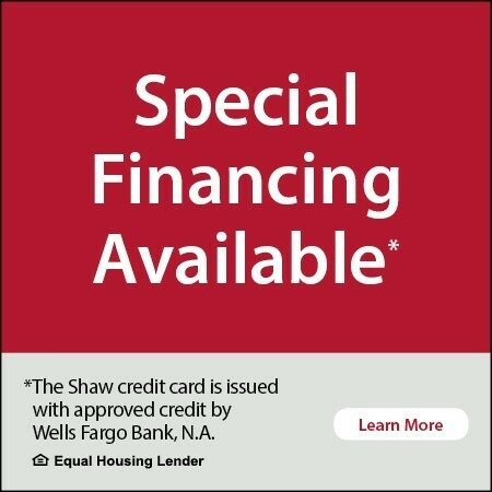 Special financing available banner | Price Flooring